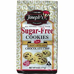 Josephs Sugar Free Cookies Chocolate Chip