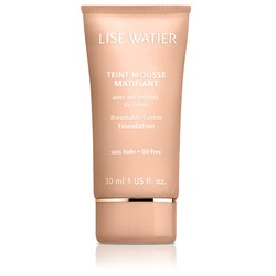 Lise Watier Teint Mousse Breathable Cotton Foundation