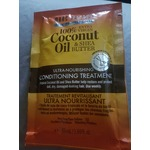 Marc Anthony 100% coconut oil extra virgin conditioning treatment