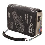 Han Solo Millenium Falcon Operations Manual Bag