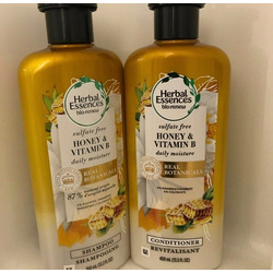 Herbal Essences Honey & Vitamin B Shampoo & Conditioner