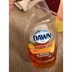 Dawn Ultra antibacterial orange scent X2 Concentrate