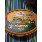 Hummus légumes