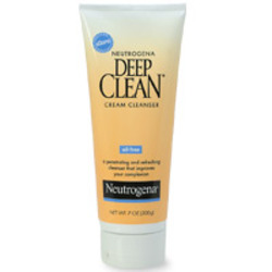 Neutrogena Oil-Free Daily Cleanser