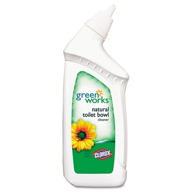 Green Works Natural Toilet Bowl Cleaner