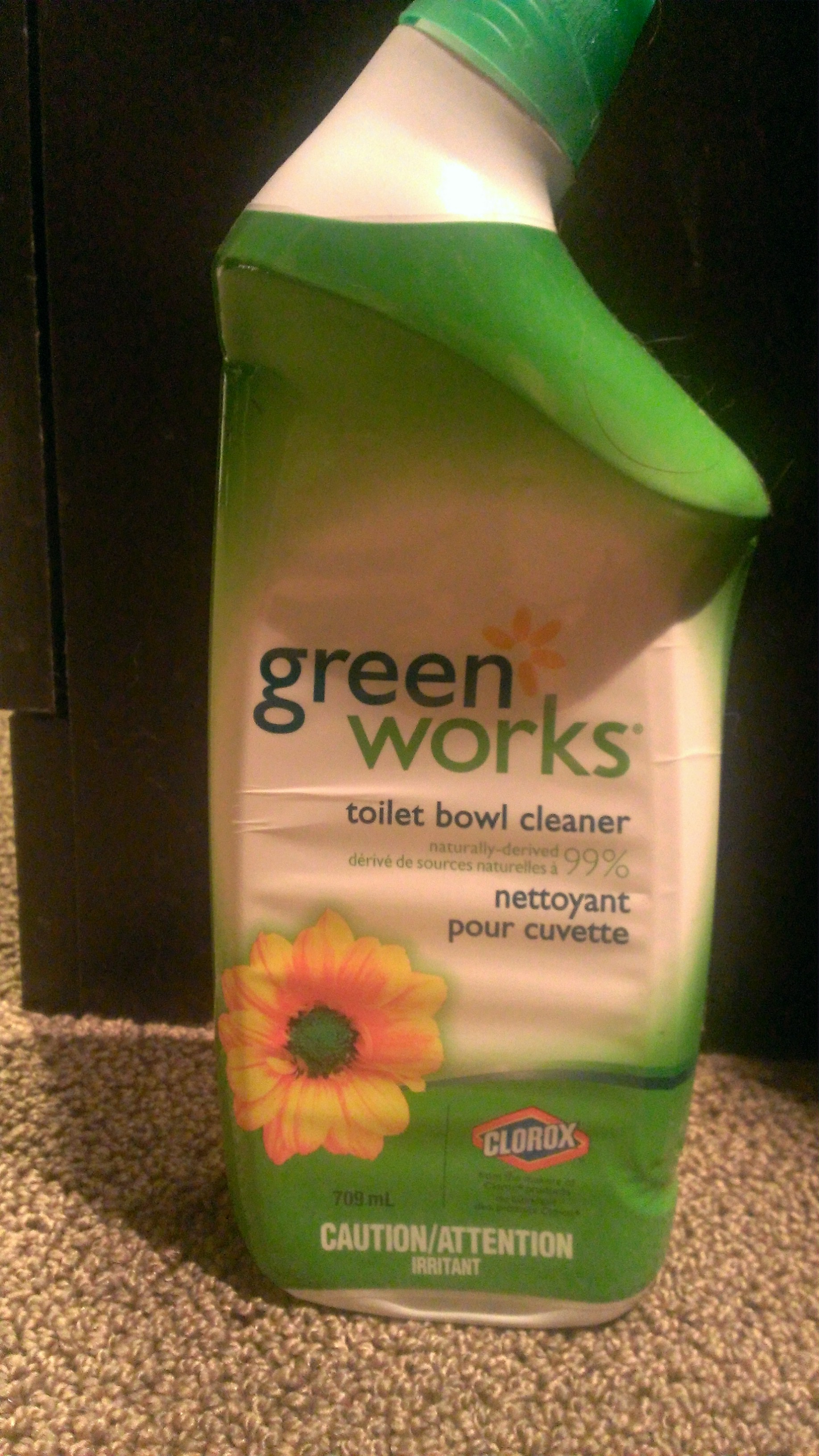 Green Works Natural Toilet Bowl Cleaner Reviews In