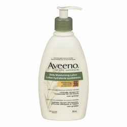 Aveeno Active Naturals Daily Moisturizing Body Lotion SPF 15