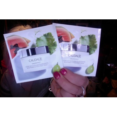 Caudalie Vinoperfect Brightening Glycolic Night Cream