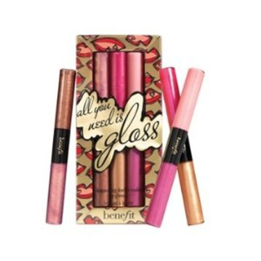 Benefit Cosmetics All You Need Is Gloss