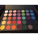 Morphe color burst palette