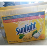 sunlight dishwasher pods