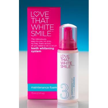 Love That White Smile Teeth Whitening System