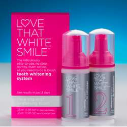 Love That White Smile Teeth Whitening System