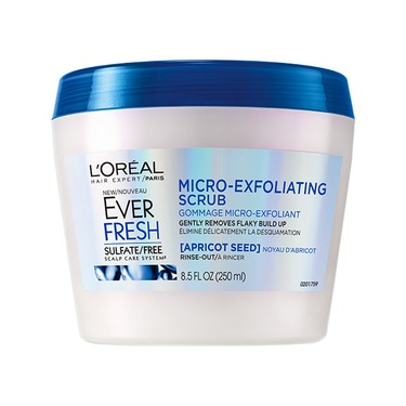 L'Oreal Ever Fresh Micro-Exfoliating scrub