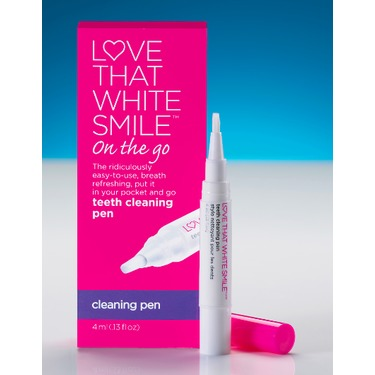 Love That White Smile Teeth Cleaning Pen