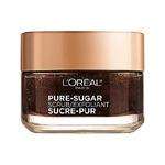L'Oreal Paris Pure-Sugar Scrub with 3 Fine Sugars + Coffee