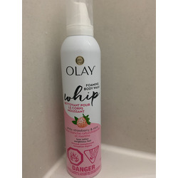 Olay Whip Foaming Body Wash