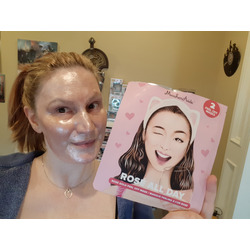 Maskeraide Rose All Day Peel Off Mask