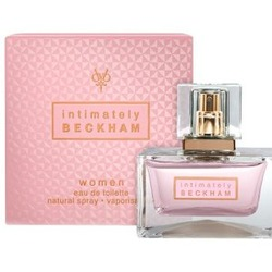 David Beckham Intimately Beckham for Women Perfume