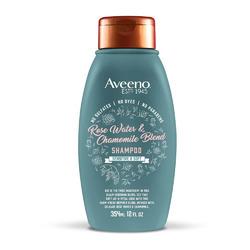 Aveeno Shampoo - Rosewater and chamomile