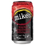 Mike's Hard cranberry lemonade