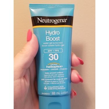 Neutrogena Hydro Boost Water Gel Sunscreen SPF30
