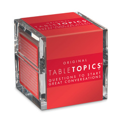 Table Topics Conversation Cube