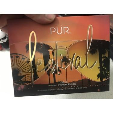 PUR festival palette