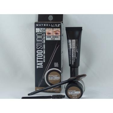 Maybelline New York TattooStudio™ Waterproof Eyebrow Gel