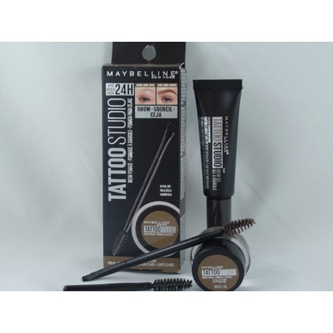 Maybelline Tattoostudio Brow Pomade Eyebrow Makeup Reviews In