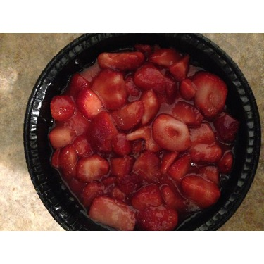 Dr Oekter Patisserie Strawberry Cheesecake