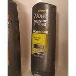 Dove Men+Care SPORTCARE ACTIVE+FRESH Micro Moisture Body+Face Wash