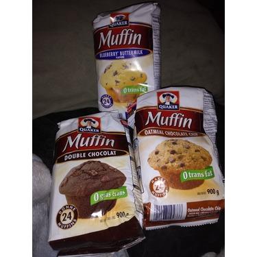 Quaker muffin mixes