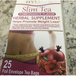 Hyleys Tea Slim Tea, Goji Berry