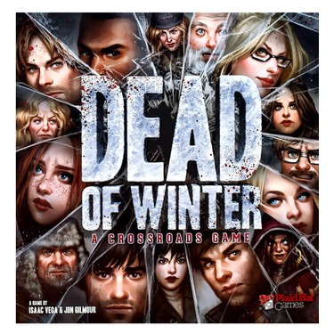 Plaid Hat Games: Dead of Winter Crossroads Game