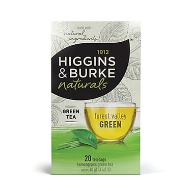 Higgins and Burke Forest Valley Green Tea