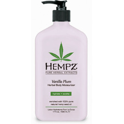 Hempz Vanilla Plum Lotion