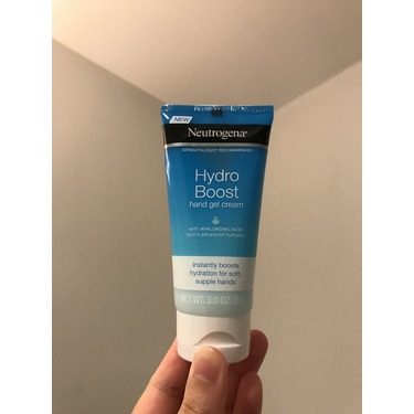 Neutrogena Hydro Boost Hand Gel Cream
