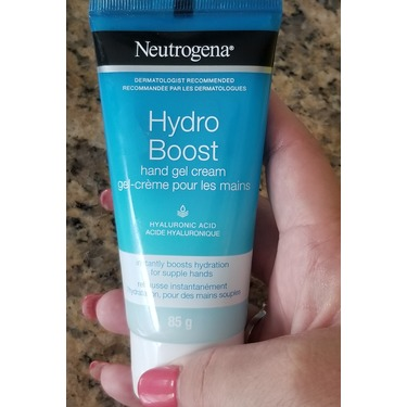 Neutrogena Hydro Boost Hand Gel Cream