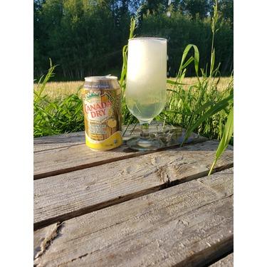 Canada Dry Lemonade Flavoured Ginger Ale