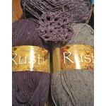 James C Brett - Rustic Aran Tweed Yarn