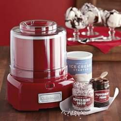 Cuisinart Ice Cream Maker Gift Set