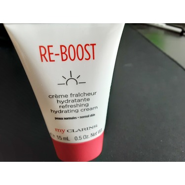 My Clarins RE-BOOST Refreshing Moisturizing Cream