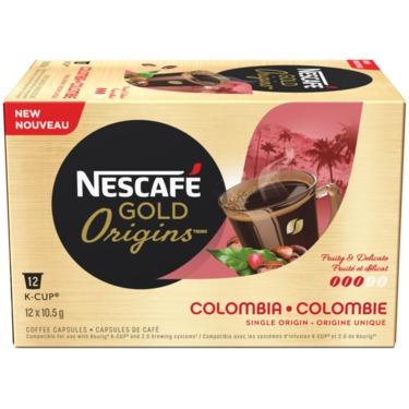 Nescafe Gold Origins Columbia