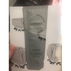 SEPHORA COLLECTION Cleansing & Exfoliating Cleansing Cream Charcoal Exfoliating Cream: Purifies and detoxifies