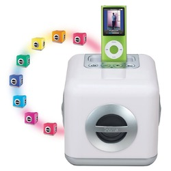 iHome Color Changing Speaker System