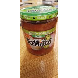 tostitos chunky mild salsa