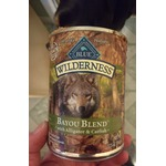 Blue Wilderness bayou blend with alligator and catfish