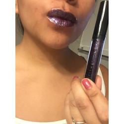 Glitter goals liquid lipstick by NYX Cosmetics