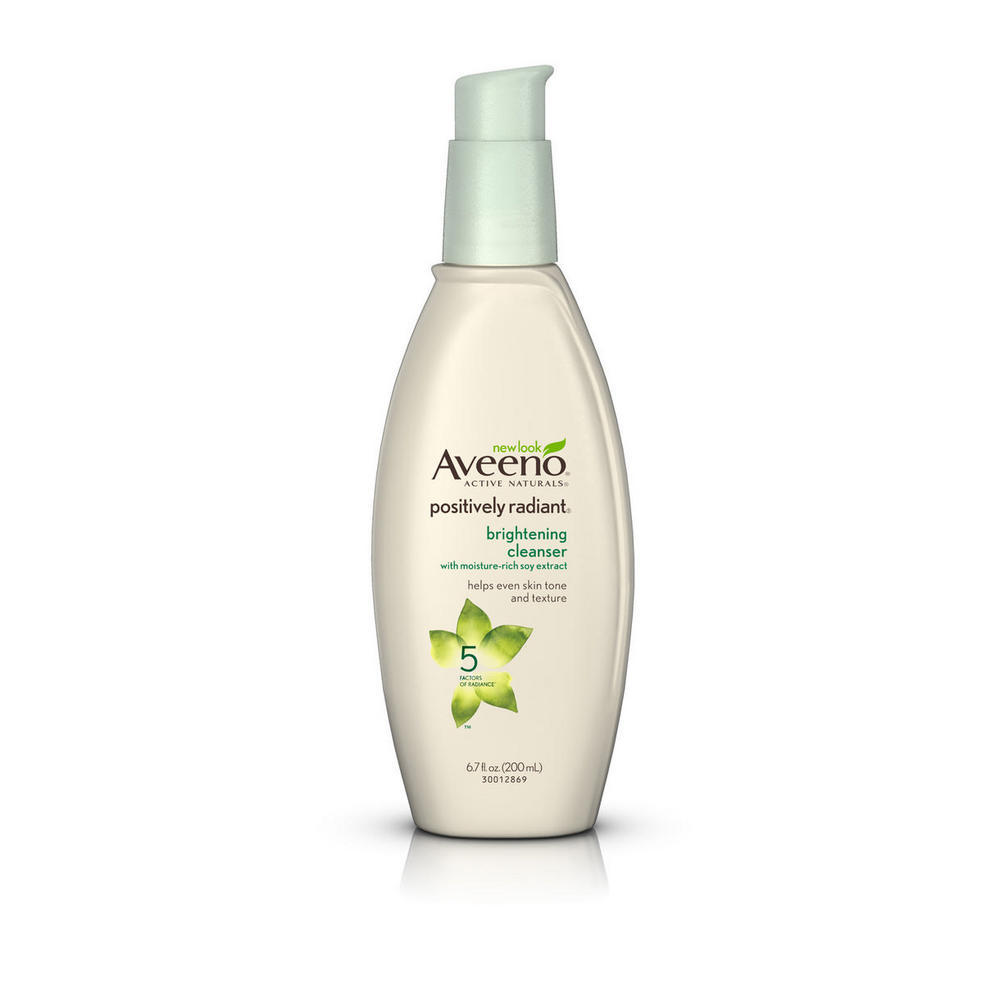 Aveeno facial cleanser review